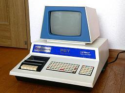 PET2001コンピューター